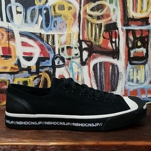 Converse Shoes - Jack purcell ox converse × neighborhood